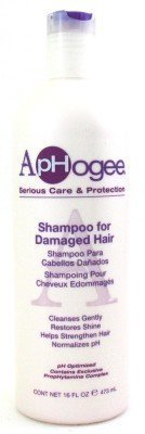 Aphogee Shampoo for Damaged 475 ml (3-Pack) by Aphogee