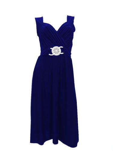 Xclusive CollectionDamen Kleid Königsblau