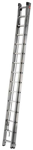 Hailo 7288-011 Echelle Aluminium 507 x 41 x 16 cm