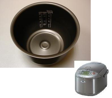 OEM Original Zojirushi Ersatz Aluminiumguss Innen Kochen Pfanne für Zojirushi np-hbc1810-cup Reiskocher