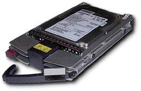 HP SP/CQ HDD 300GB 10K U320SCSI HOT-Plug-Festplatte (SCSI, 300GB, 10000RPM, 800g, Ultra320SCSI) -