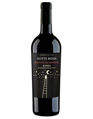 Primitivo di Manduria Riserva DOC Notte Rossa 2015 0,75 L
