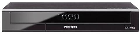 Panasonic DMR-HCT130EG9 Premium Set-Top-Box (Twin HD DVB-C Tuner, 500 GB Festplatte, 2x CI+ Slot, WLAN, Internet Apps, HbbTV, Miracast, USB 2.0) (Panasonic Dmr)