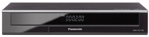 Panasonic DMR-HCT130EG9 Premium Set-Top-Box (Twin HD DVB-C Tuner, 500 GB Festplatte, 2x...