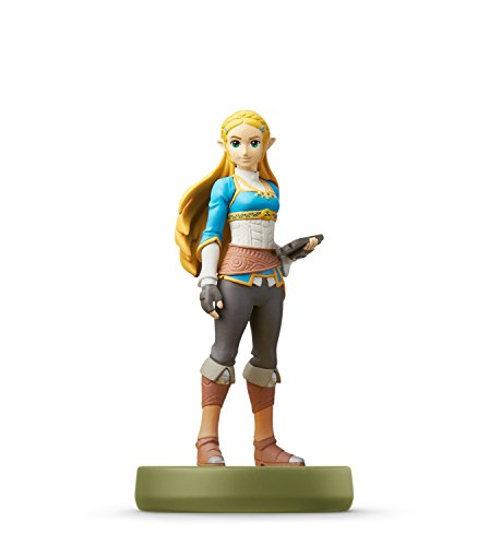 Nintendo   Figura Amiibo Zelda Scholar Serie Zelda