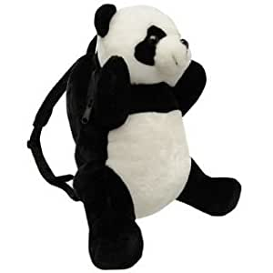 Miss Fiori Panda Bear Soft Toy Backpack Rucksack Bag