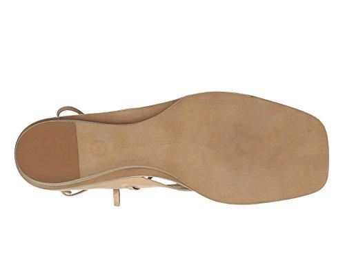 Infradito Stella McCartney ciabatte donna in Vegan Rosa chiaro - Codice modello: 381948 W0ZS0 6740 Rosa chiaro