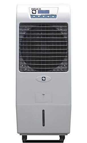 Climatizador Evaporativo MCONFORT Eolus 35. Potencia 150W. Cobertura 45m². Máximo Caudal 3500m³/h....