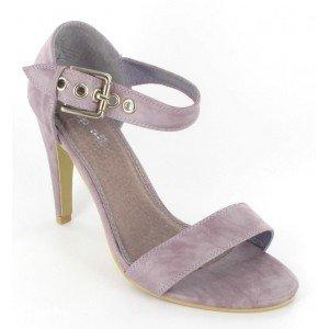 Top or - Sandales femme violettes - MB6097-12 Violet