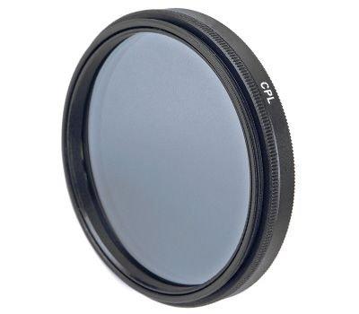 CPL Digital Zirkular Polfilter 55mm - Circular Pol Filter - CPL-Filter -