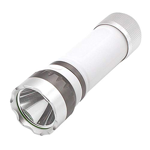 Linterna Led Usb Potencia Militar, Seawang Luz De Bicicleta 7 Modos Led Luz De Advertencia Delantera Antorcha Linterna Impermeable