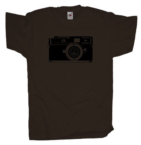 Ma2ca - Old Cam - T-Shirt Chocolate