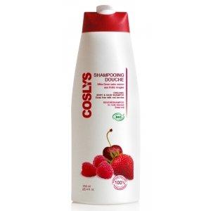 Coslys Champú Y Gel De Ducha Extra Suave Con Fruta Silvestre 750 ml