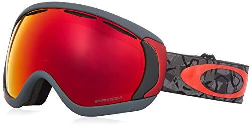 Oakley Canopy Prizm Porch Iridium Skibrille schwarz Einheitsgröße