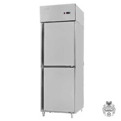 GGG Kühlschrank Edelstahl 600 x 740 mm