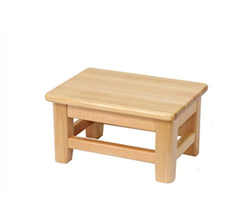 Home Fashion Casual Dining Stuhl Umwelt-freundliche Holz Hocker Einfache Wartung Sauber Holz Hocker Home