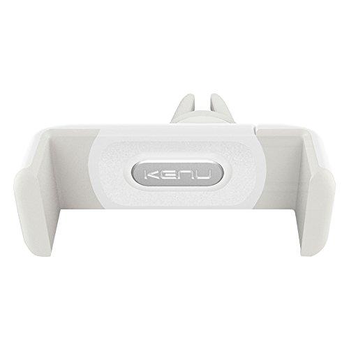 Kenu AF2-WH-NA Airframe+ Supporto Portatile per Auto, Bianco