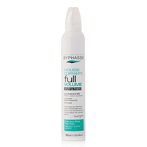 Mousse coiffante Full Volume - Cheveux fins - 300 ml
