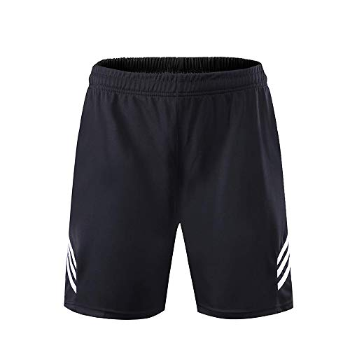 FELICIPP Multifunktionale Shorts, Fitness, Shorts, schnell trocknender Anzug, Laufshorts für den Außenbereich (Farbe : White, Size : XL) (Dirt Hose 42 Bike)