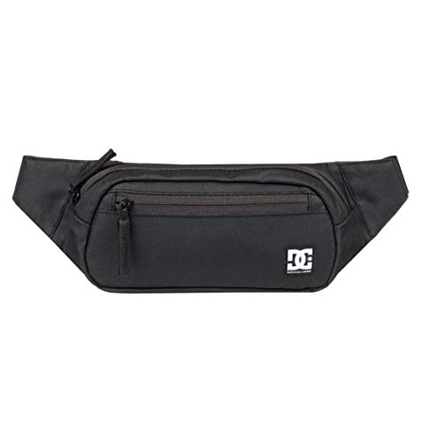 DC Apparel Herren Zeke Destroyer Waist Pack, Black, 1SZ Dc Pack