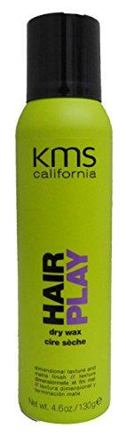 KMS California Hair Play Dry Wax 4.6?Ounce