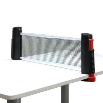 Tera® Tischtennisnetz Ersatznetz Tennisnetz Ping Pong Netz Table Tennis Net Ausziehbar