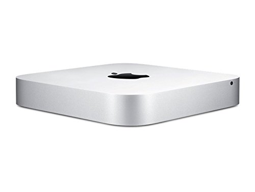 Apple MGEQ2D/A MAC MINI QUAD CI5 Desktop-Server (Intel i5 Dual Core Prozessor, 2,8GHz, 8GB RAM, 1TB HDD, Mac OS)