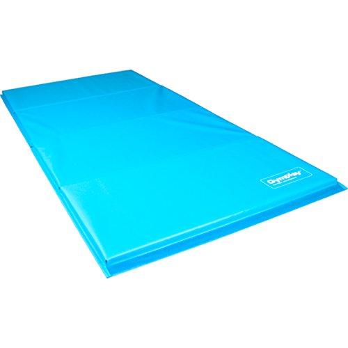 gymplay pliable tapis de gymnastique pour la maison