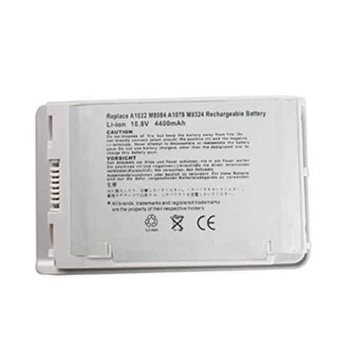 Ersatz-Laptop-Batterie für PowerBook G4 12 A1022 M8760 M8984 M8984G - Schwarz -