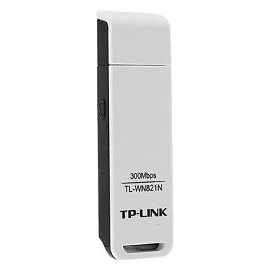 E.E - TP-Link TL-WN821N 300M Wireless Adapter USB-Empfänger