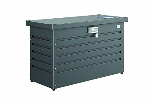 Biohort Paket-Box Metallbox dunkelgrau-metallic