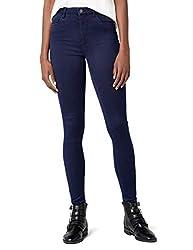 Damen Jeans von Only Körpernaher Schnitt aus dehnbarem Denim Sollte in keiner Garderobe fehlen Passform: Skinny Fit  5-Pocket-Stil  Größe fällt normal aus  Material und Verarbeitung sprechen für sich  Marke: Only  Material: 69% Baumwolle, 29% Polyest...