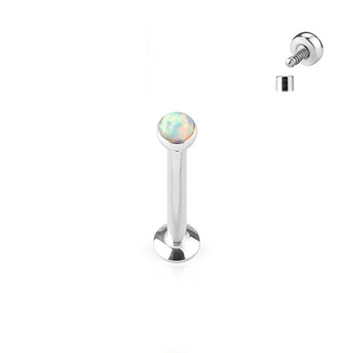 flat-white-opal-disk-gem-micro-helix-tragus-bar-12mm-x-6mm-pierced-modified-body-jewellery