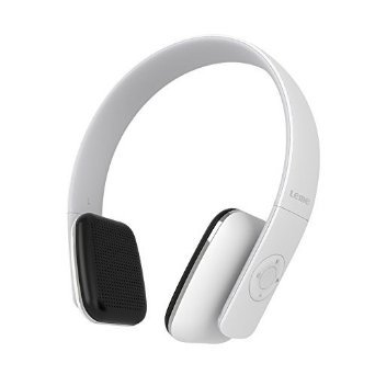 317c4fcb403 Buy Leme Bluetooth Headphone (White) Online at Lowest Price in India