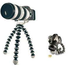 Mobile-Gear-Flexible-Mini-TriPod-10-Inch-Height-For-Camera-Dslr-And-Smartphones-With-Universal-Mobile-Attachment
