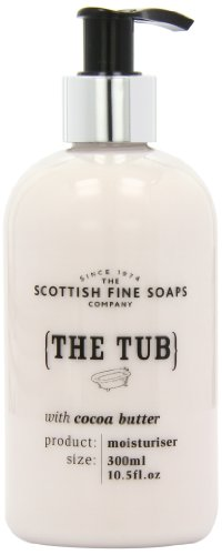 Scottish Fine Soaps The Tub Moisturiser 300 ml