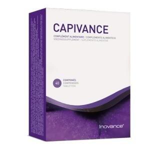 INOVANCE - CAPIVANCE (CABELLO Y UÃ'AS) 40comp.