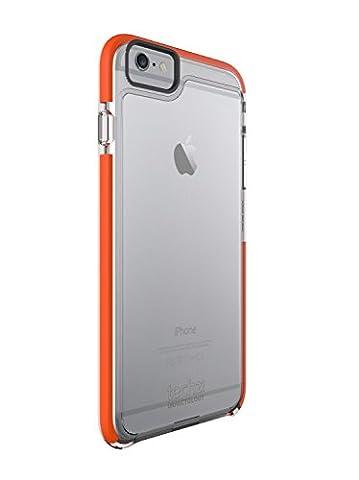 Tech21 Classic Frame Etui pour iPhone 6 Plus Transparent
