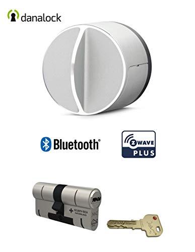 Serrure Danalock V3 Bluetooth® & Zwave® + Cylindre adptable Nouvelle génération securité...