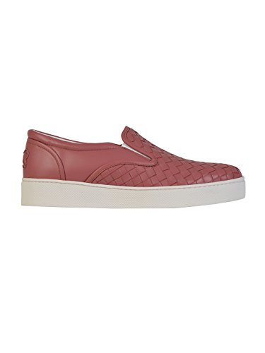 bottega-veneta-slip-on-sneakers-donna-370760v00135707-pelle-rosa