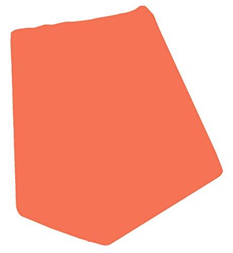 KIRSTEN Balk-Cuscino + coordinato rivestimento 30x 50x 60cm Q2Jersey Exklusiv 100% finissimo cotone con 150gr/m2, 100%  cotone, 45 terra, 30x50x60