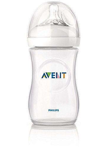 Philips Avent - SCF696/37 - Lot de 3 Biberons Natural 330ml