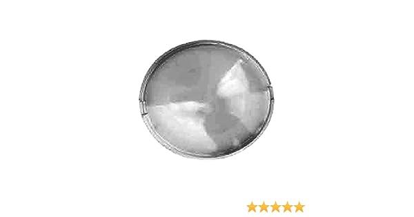 Plafoniere Per Cappe Da Cucina : 2 plafoniere per cappe faber 1330016972 Ø64: amazon.it: casa e cucina