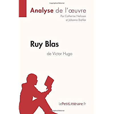 Ruy Blas de Victor Hugo (Analyse de l'oeuvre): Comprendre la littérature avec lePetitLittéraire.fr