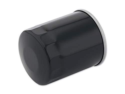 HARLEY-DAVIDSON Ölfilter Superpremium Schwarz Chrome 63798-99A, Schwarz