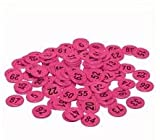 Amit Marketing Plastic Numerical Token/C...