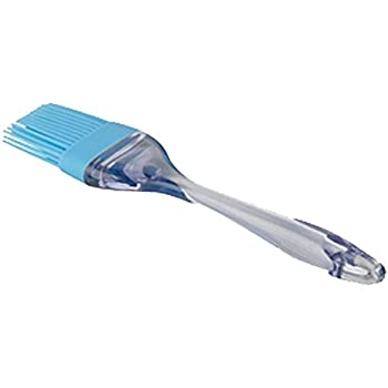 Bulfyss Silicone Series Basting Brush with Acrylic handle ,Blue