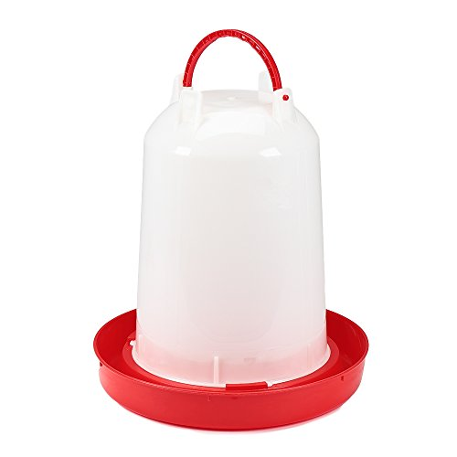 15 Liter Kunststoff Stülptränke Hühnertränke Trinknapf Geflügeltränkeeimer