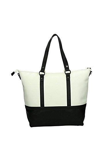 Liu Jo Shopping Orizzontal Shopper Tasche 32 cm weiß