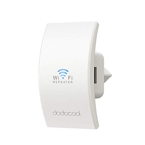 Dodocool N300 WiFi Repetidor Señal Router 300 Mbps